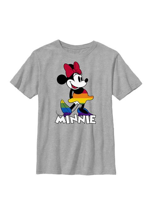 Disney® Boys 4-7 Dress Pride Graphic T-Shirt