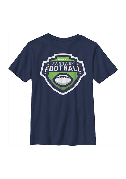 Boys 4-7 Fantasy Football Logo Graphic T-Shirt