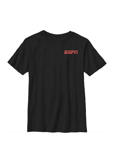 ESPN Boys 4-7 Pocket Graphic T-Shirt