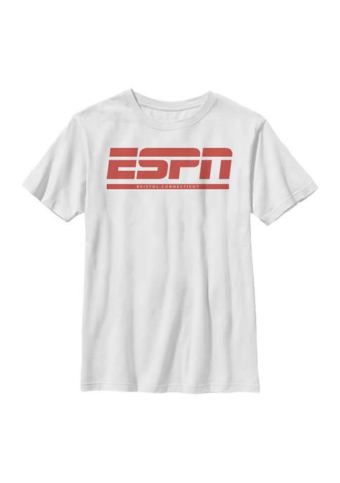 ESPN Boys 4-7 Bristol Graphic T-Shirt