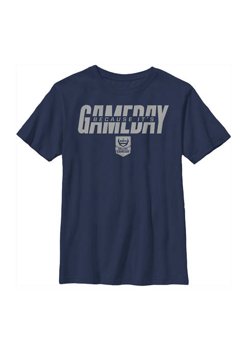 Boys 4-7 Gameday Silver Graphic T-Shirt
