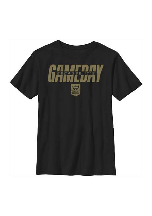 Boys 4-7 Gameday Military Graphic T-Shirt