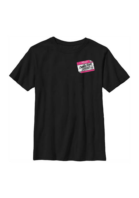 Boys 4-7  Cuddle Team Leader Graphic T-Shirt