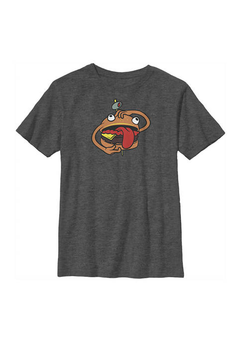 Boys 4-7  Durr Burger Graphic T-Shirt