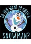 Boys 4-7  Frozen Build a Snowman Top