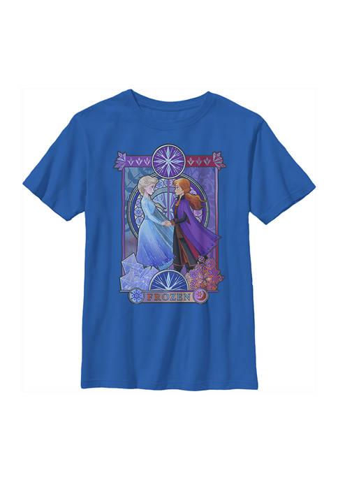 Disney® Frozen Boys 4-7 Frozen Nouveau Graphic T-Shirt