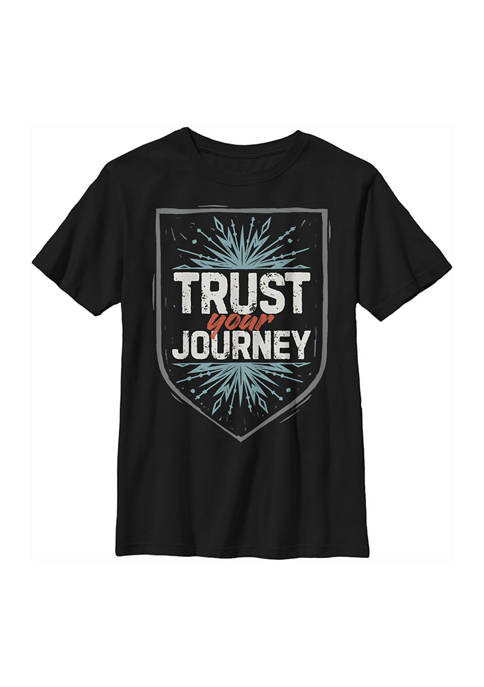 Boys 4-7 Frozen Trust in It Graphic T-Shirt