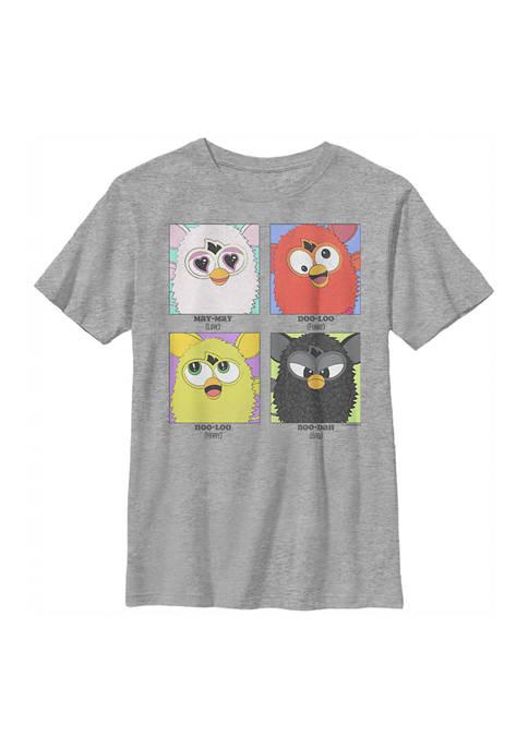 Boys 4-7   Feelings Graphic T-Shirt