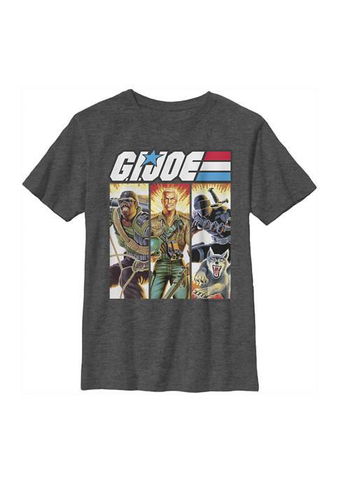 GI Joe Boys 4-7 Geared Up Graphic T-Shirt
