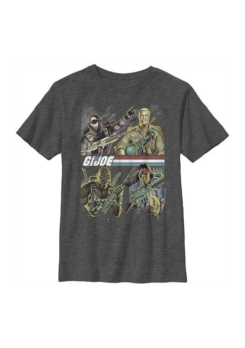 Boys 4-7 Joes Bros Graphic T-Shirt