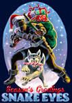 Boys 4-7 Snake Eyes Christmas Top