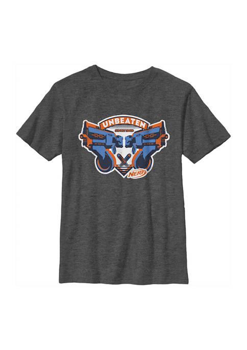 Nerf Boys 4-7 Unbeaten Badge Graphic T-Shirt