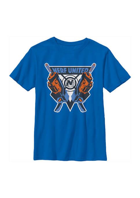 Nerf Boys 4-7 United Blaster Graphic T-Shirt