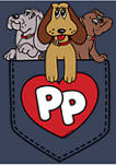 Boys 4-7  Puppy Pocket Graphic T-Shirt