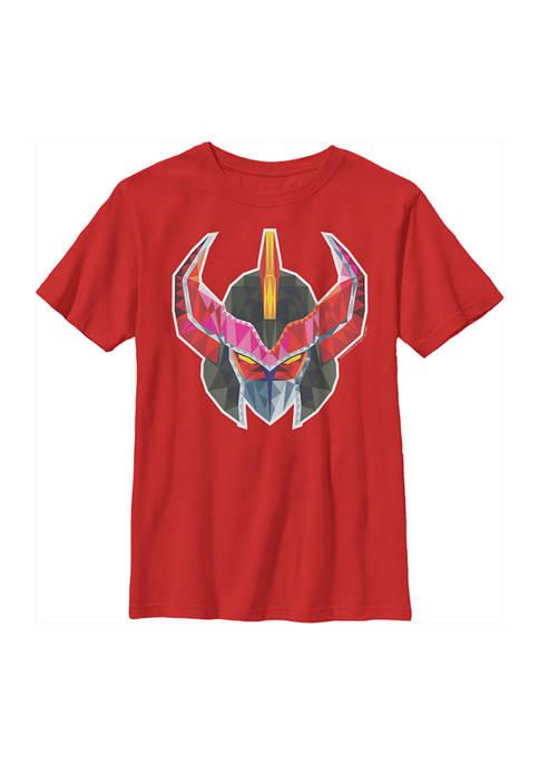 Boys 4-7  Poly Helmet Graphic T-Shirt