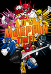 Boys 4-7 Its Morphin Time Graphic T-Shirt