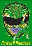 Boys 4-7  Green Ranger Hero Graphic T-Shirt