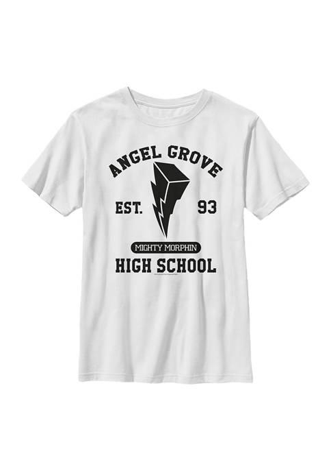 Boys 4-7  Angel Grove Graphic T-Shirt