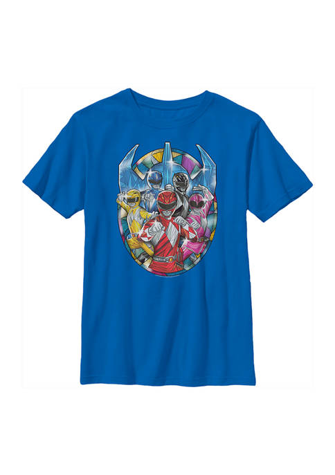 Boys 4-7  Powers of Glass Graphic T-Shirt