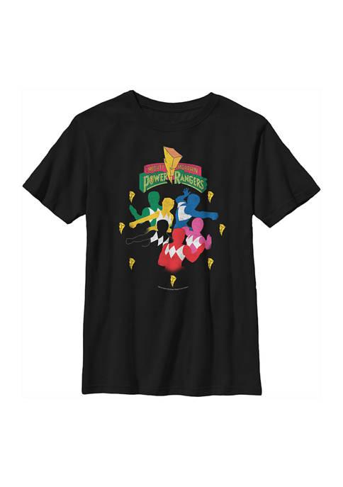 Boys 4-7 Power Circle Graphic T-Shirt