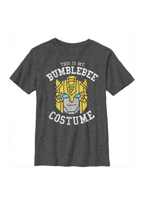 Transformers™ Boys 4-7 This Is My Bumblebee Costume