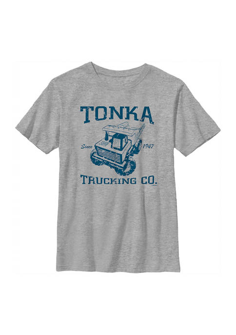 Boys 4-7  Trucking Co Graphic T-Shirt