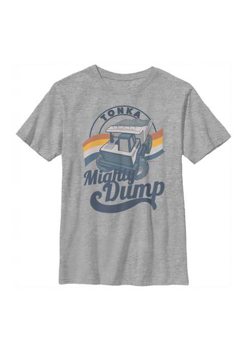 Boys 4-7  Mighty Dump Graphic T-Shirt