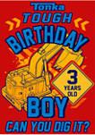Boys 4-7  Birthday Boy 3 Graphic T-Shirt