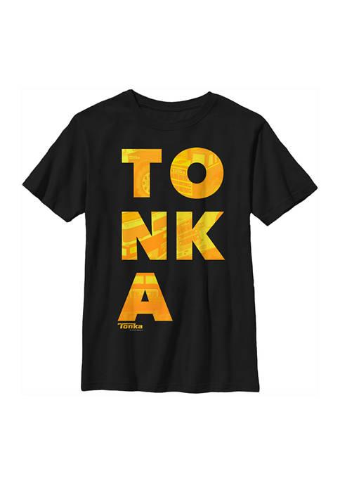 Tonka Boys 4-7 Fill Graphic T-Shirt