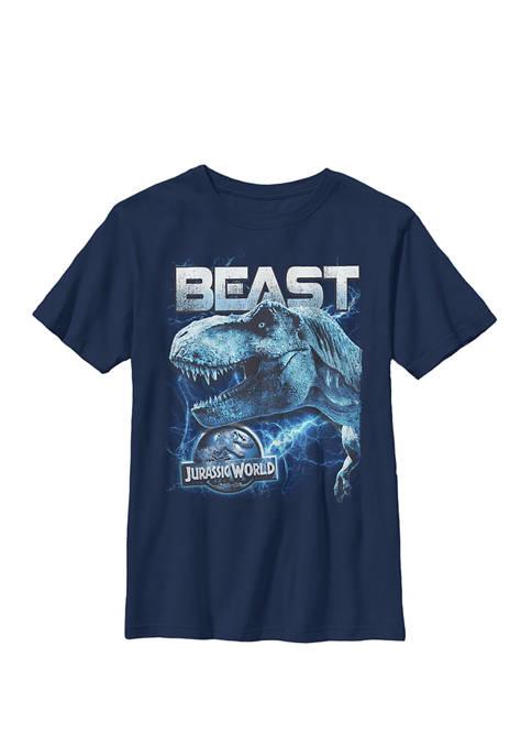 Jurassic World Blue T Rex Beast Storm Crew