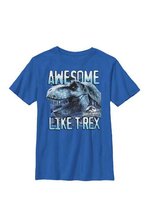 Jurassic World Two Awesome Like T Rex Crew