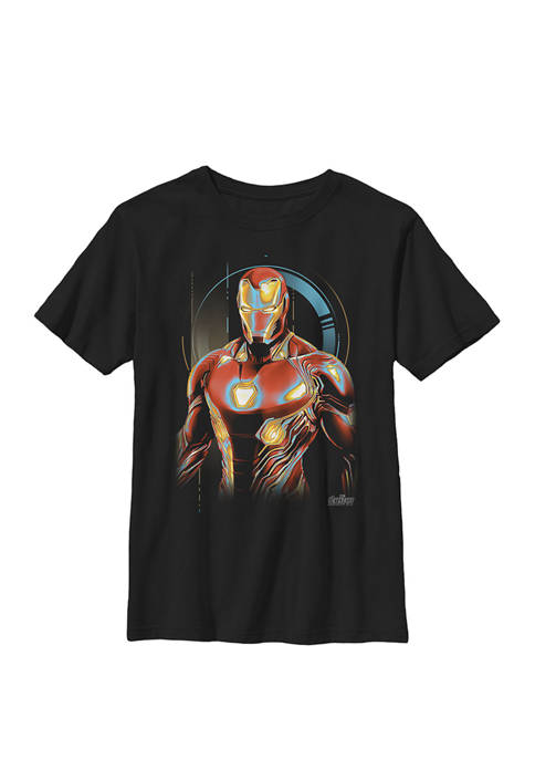 Infinity War Iron Man Digital Profile Pose Crew