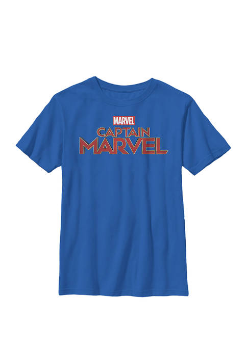 Captain Pocket Logo Crew Graphic T-Shirt