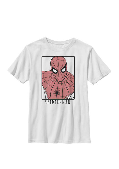 Boys 8-20 Spider-Man Far From Home Ornate Simple