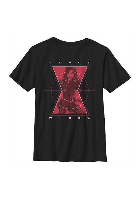 Boys 4-7 Widow Target Graphic T-Shirt