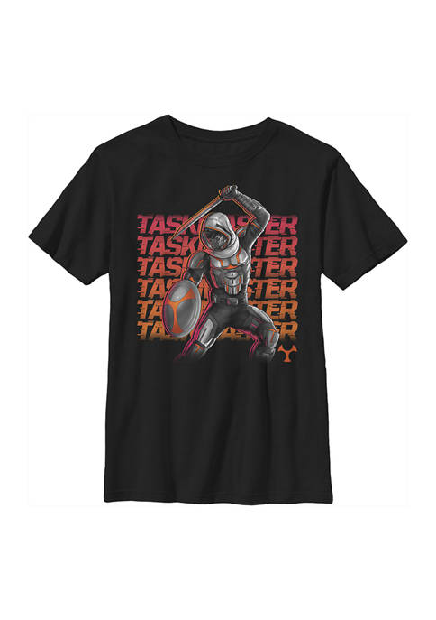 Boys 4-7 Taskmaster Neon Graphic T-Shirt