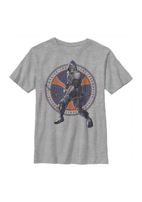 Marvel™ Boys 4-7 TaskMaster Circle Graphic T-Shirt