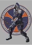 Boys 4-7 TaskMaster Circle Graphic T-Shirt