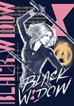 Boys 4-7 Black Widow Retro Graphic T-Shirt