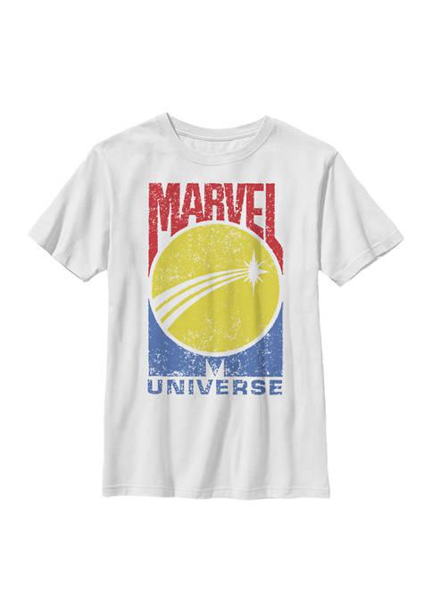 Marvel™ Boys 4-7 Logo Top