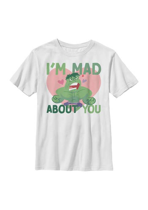Marvel™ Boys 4-7 Mad Love Graphic T-Shirt