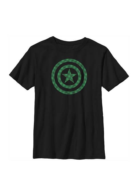 Boys 4-7  Lucky Cap Graphic T-Shirt