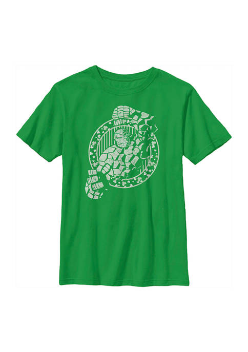 Fantastic Four Boys 4-7 Pinchin Time Graphic T-Shirt