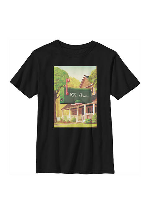 Marvel™ Boys 4-7 The Visions Graphic T-Shirt