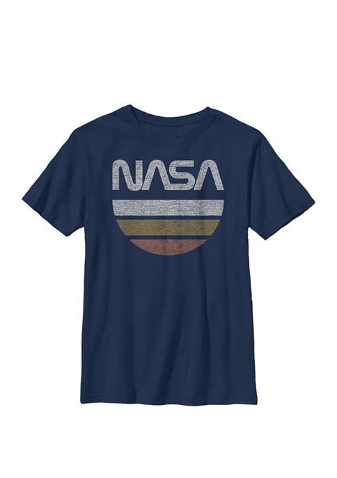 Half Moon Crew Graphic T-Shirt