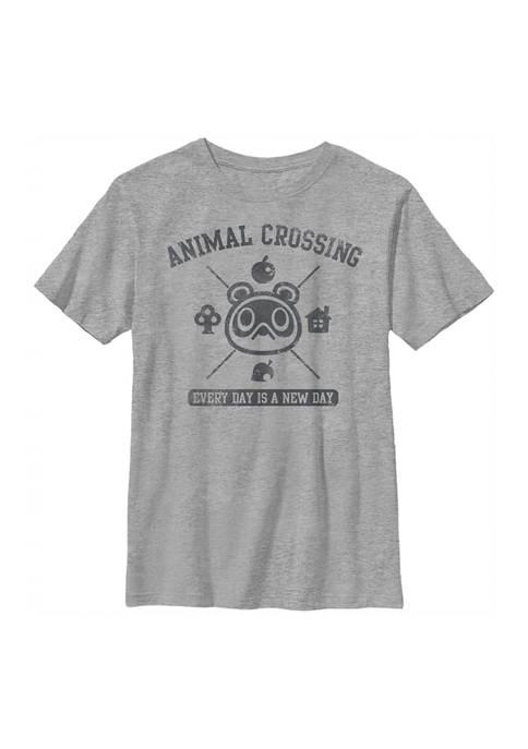 Nintendo Boys 4-7 Every Day Graphic T-Shirt