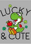 Boys 4-7 LUCKY AND CUTE YOSHI Graphic T-Shirt