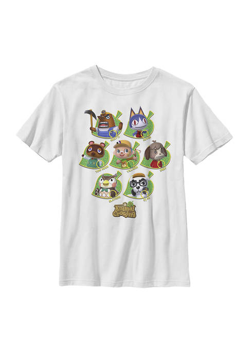 Boys 4-7 New Leaves Graphic T-Shirt