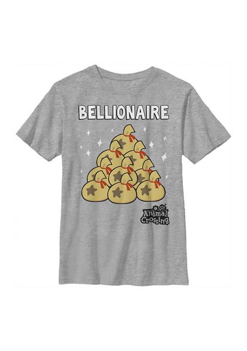 Boys 4-7 Bellionaire Graphic T-Shirt