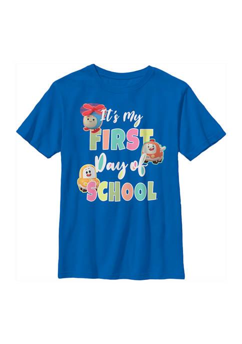 Go! Go! Cory Carson Boys 4-7 First School